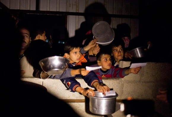 Starvation in Syria