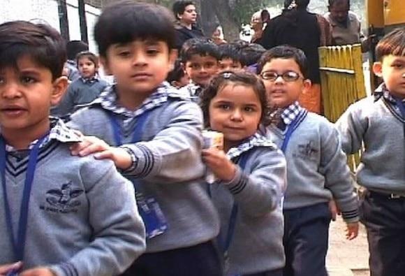 Delhi: nursery online registrations