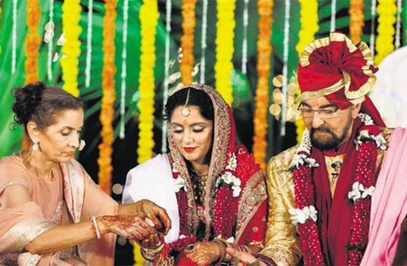 Kabir Bedi says he is delighted to be married one last time