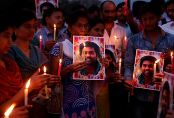 Rohith Vemula suicide: Hyderabad varsity VC goes on leave