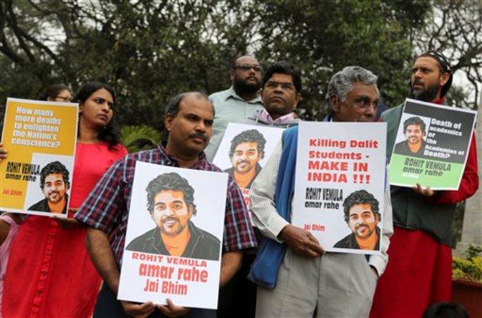 Update in Hyderabad Student Suicide Case