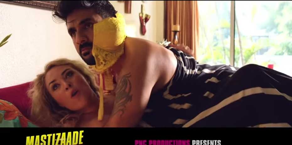 Vir Das goes completely naked for promo of Sunny Leone's 'Mastizaade'