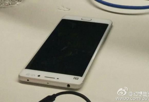 Xiaomi's upcoming Mi 5 leaked