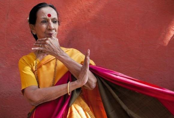 Noted danseuse Mrinalini Sarabhai passed away