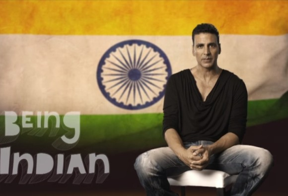 VIDEO: Akshay Kumar pays tribute to the unsung heroes of India