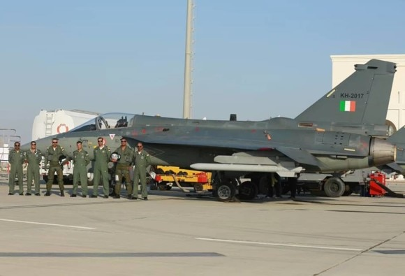 India's Light Combat Aircraft Tejas to enthrall audience at Bahrain airshow