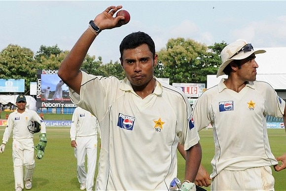 Danish Kaneria confirms he didn't approach BCCI to help lift his ban
