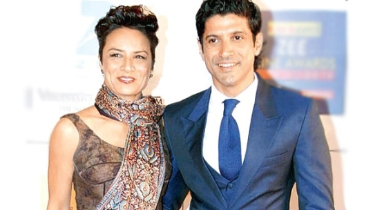 Farhan Akhtar and his wife Adhuna part ways after 16 years