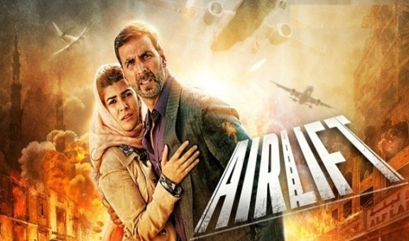 Airlift director on his movie