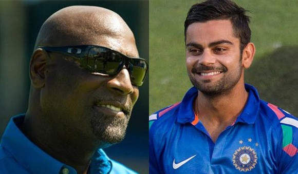 It's surreal to think of comparisons with Sir Viv: Kohli