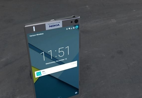Nokia Smartphone With All-Metal Body Leaked in Images