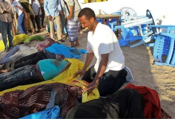 Somalia Attack: 19 Dead After Siege At Beachfront Restaurant
