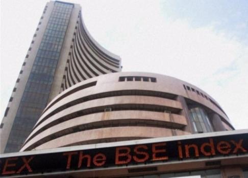 Sensex gains 473 points