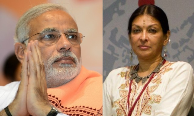 Mallika Sarabhai slams Modi for not condoling death of Mrinalini