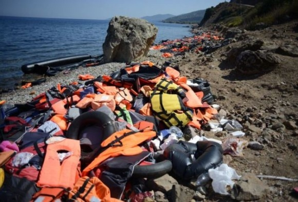 At least 41 drown in Aegean as boats capside