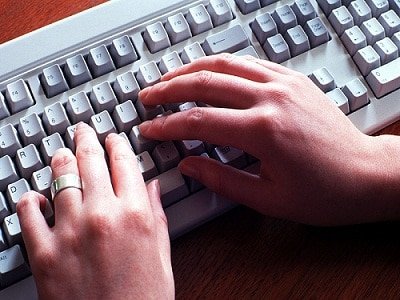 Slow down your typing to improve your writing: Study