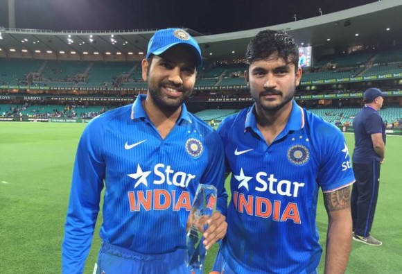 india beat australia in final one day