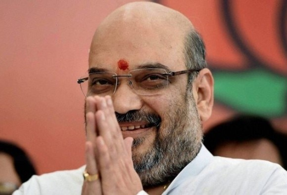 Amit Shah set to be re-elected as BJP chief today