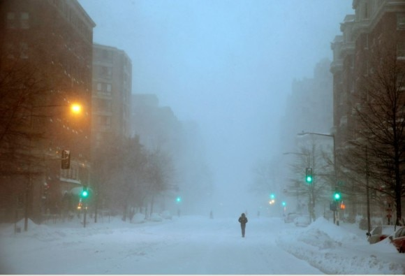 At least 16 killed as blizzards and strong winds batter the US east coast