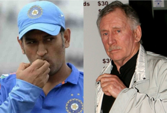 MS Dhoni's presence as skipper hampers Team India: Ian Chappell