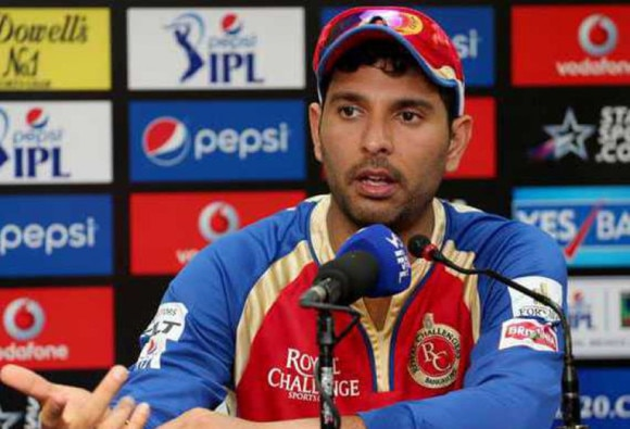 Yuvraj Singh & 11 others list base price at Rs 2 crore for IPL auction