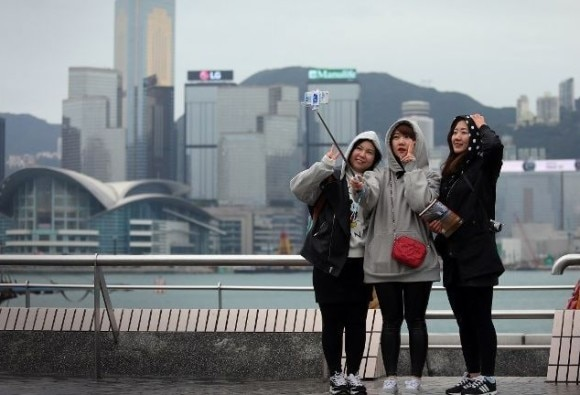 Hong Kong hit by coldest temperatures in nearly 60 years