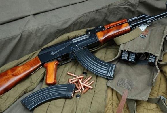 Man arrested in north Delhi with bayonet of AK-47