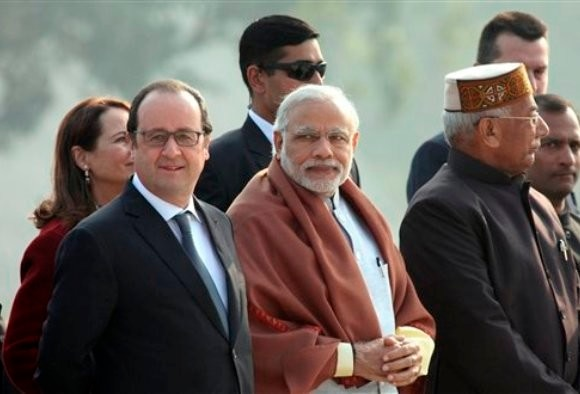 India-france-signed-16-agreements-at-india-france-business-summit