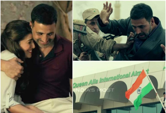 Airlift opening weekend box office collection