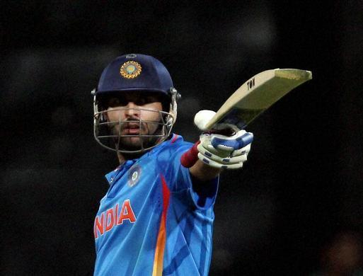 We have plans for Yuvraj and Raina: Aaron Finch