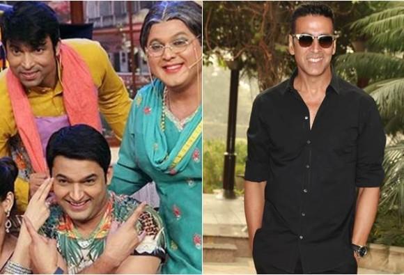'Comedy Nights with Kapil' last episode was emotional: Akshay Kumar
