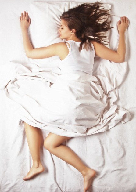 Odd effects of how you sleep