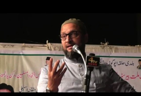 Want to continue eating beef? Then vote for us, Asaduddin Owaisi