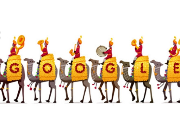 Google salutes the nation on this Republic Day!