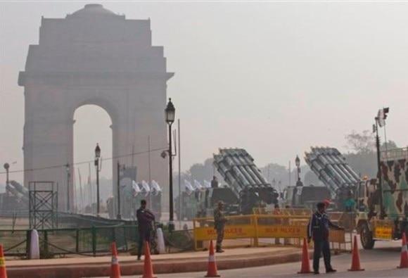 Delhi : Republic Day Weather