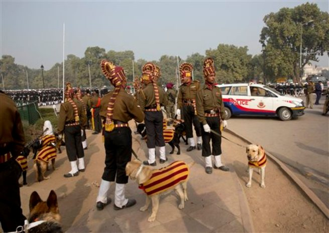 Photos of Republic Day Parade