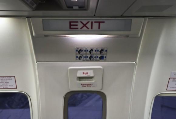 Smoking in Jet Flight