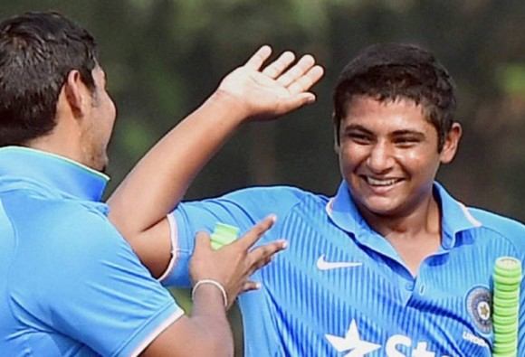 india beat paksitan in u-19 practice match