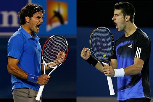 Djokovic, Federer set up dream semi-final