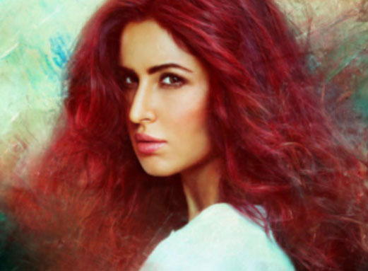 You won't believe how much money went into getting the PERFECT red for Katrina Kaif 's hair in 'Fitoor'