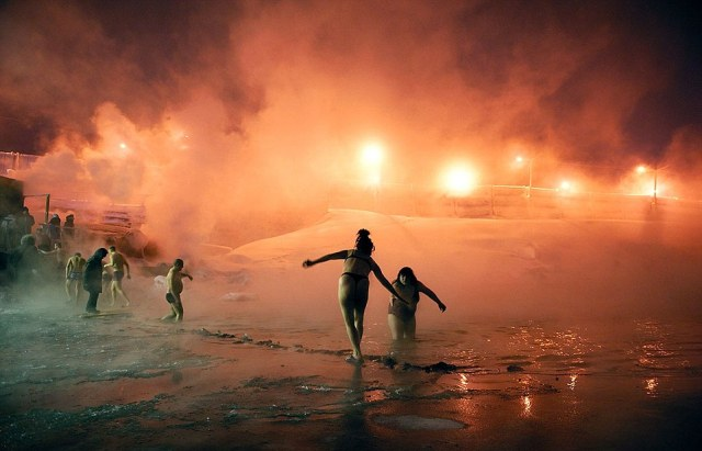 Inside the northernmost city on Earth whose residents endure -55°C temperatures