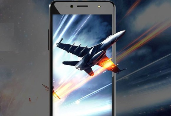 iberry Auxus Stunner Smartphone With Bundled VR