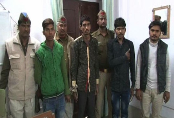 Carjackers arrested in UP