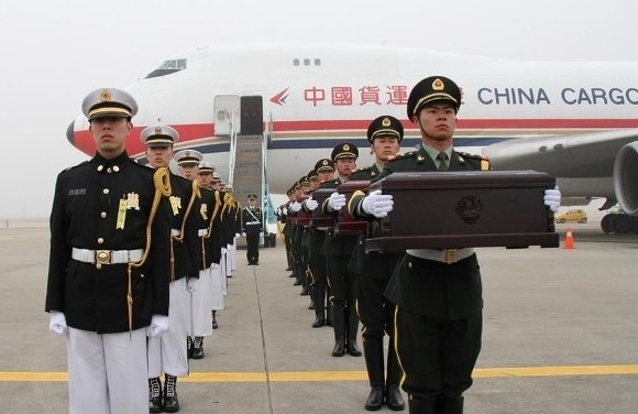 Korea to repatriate remains of Chinese soldiers killed in Korean War