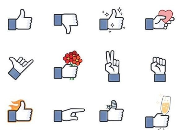 Get ready for Facebook Reactions