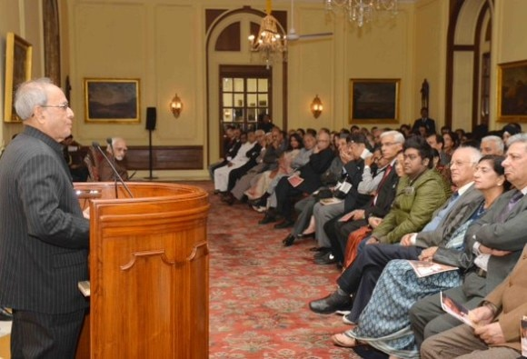 Imposition of President's rule can be liable to misuse: Pranab Mukherjee