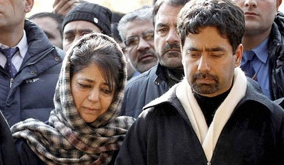 Mufti Mohammad Sayeed's family vacates CM house in Jammu