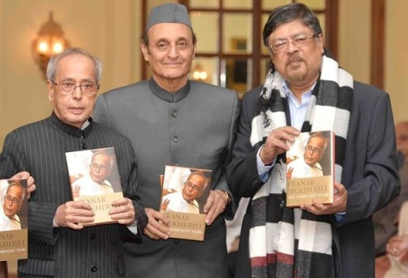 Congress steers clear of comment on President Pranab Mukherjee's book