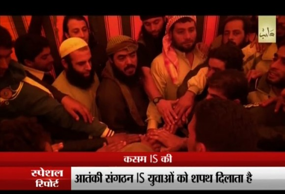 ISIS plan for india?