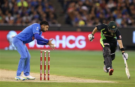 Watson rues struggle against Indian spinners